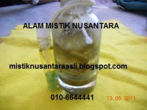 minyak dagu warisan thai